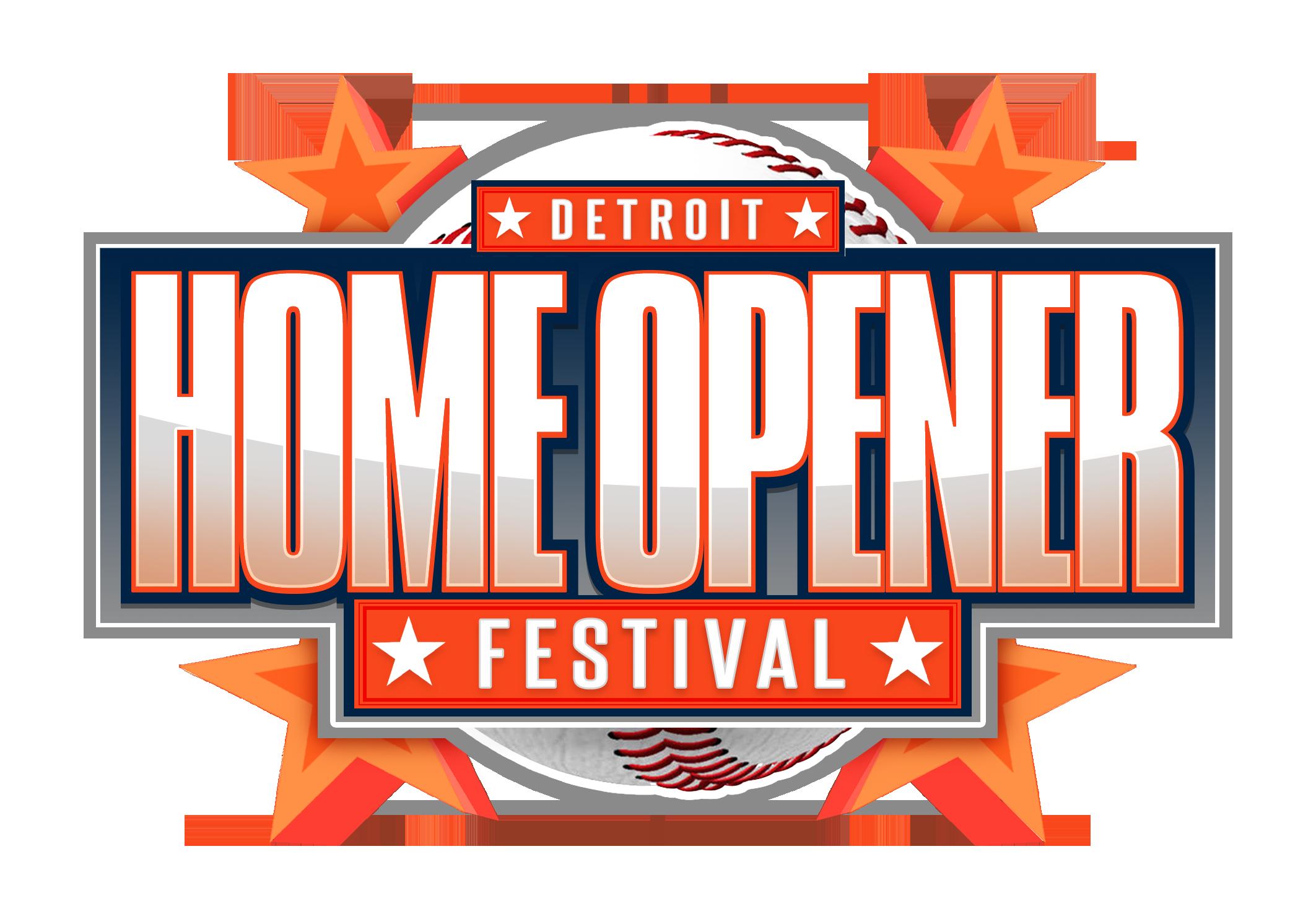 Detroit Home Opener Festival