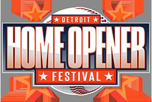 Detroit Home Opener